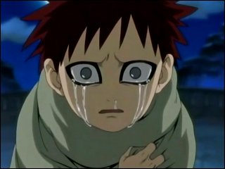 The Lost and Lonely Demon | darkxangel20 Gaara Crying 548
